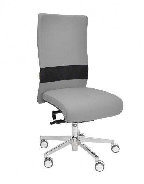 Vita-Q mit großer Sitzfläche ohne Armlehnen